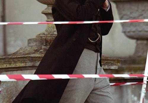 "Robert Pattinson sul set di ""Bel Ami"""