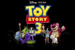 Locandina Aggiornata di Toy Story 3