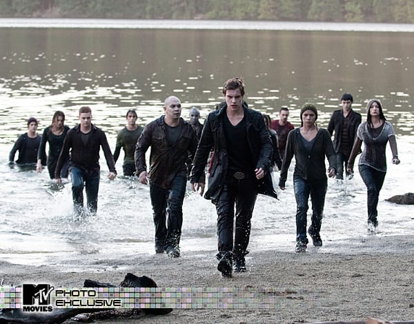 Twilight Saga: Eclipse - I vampiri neonati capitanati da Riley