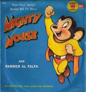 Mighty Mouse - Supermouse