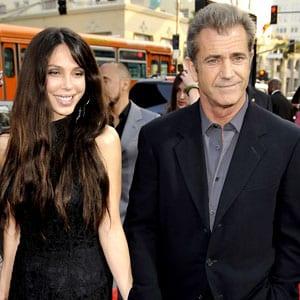 Mel Gibson e Oksana Grigorieva