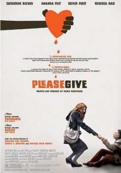 """Locandina di """"Please Give"""""""