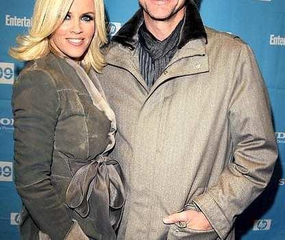 Jenny McCarthy e Jim Carrey