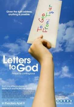 "Locandina di ""Letters to God"""
