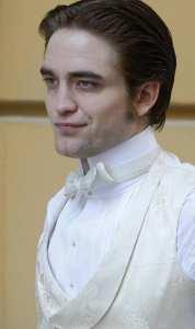 "Robert Pattinson in ""Bel Ami"""