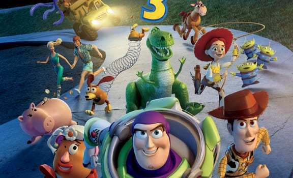 Locandina di Toy Story 3 - The Great Escape