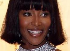 Naomi Campbell a Cannes
