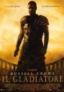"""Locandina de """"Il Gladiatore"""""""