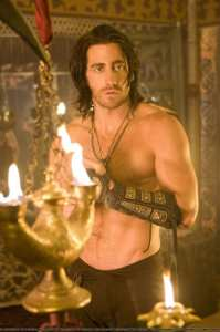 "Jake Gyllenhaal in ""Prince of Persia"""