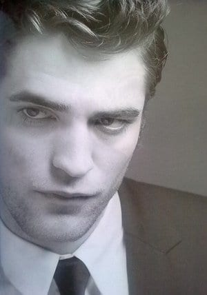 Robert Pattinson posa per Homme Magazine