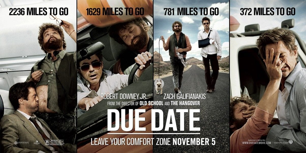 Due date trailer