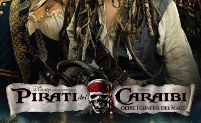 Pirati Dei Caraibi Oltre I Confini Del Mare Il