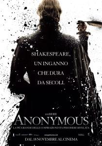 Anonymous - locandina