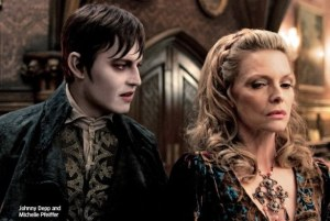 Dark Shadows Depp e Pfeiffer