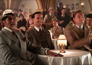 Tobey Maguire e Leonardo Di Caprio in Il Grande Gatsby