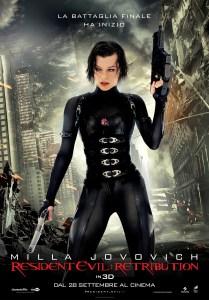 Milla Jovovich nei panni di Alice