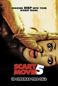 "Poster ""Scary Movie 5"""