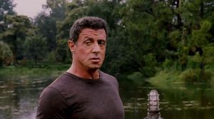 Sylvester Stallone, protagonista di Jimmy Bobo - Bullet to the Head