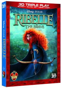 Ribelle - The Brave in home video dal 17 dicembre