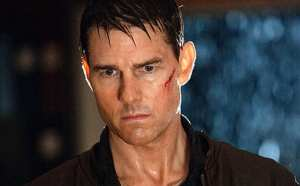 Tom Cruise è Jack Reacher