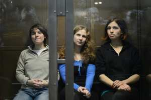 L'arresto delle Pussy Riot | © NATALIA KOLESNIKOVA / Getty Images