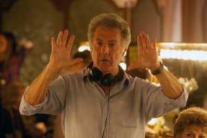 Dustin Hoffman, debutto alla regia con Quartet