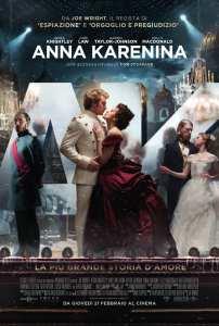 Il poster di Anna Karenina