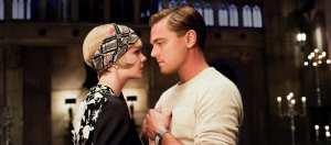 Carey Mulligan e Leonardo Di Caprio, protagonisti de Il Grande Gatsby