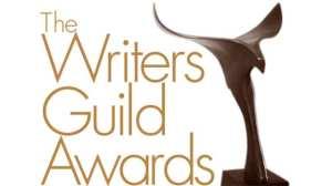 Il logo dei Writers Guild Awards 2013