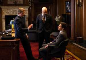 Russell Crowe, Jeffrey Wright e Mark Wahlberg