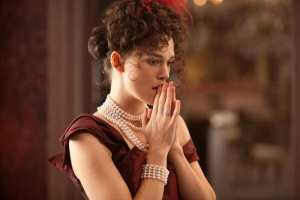 Keira Knightley è Anna Karenina nel film di Joe Wright