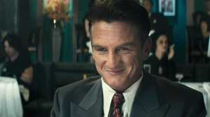 Sean Penn interpreta il boss Mickey Cohen in Gangster Squad di Ruben Fleischer