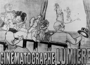 Locandina del cinematografo Lumière | © Hulton Archive / Getty Images