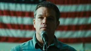 Matt Damon in Promised Land