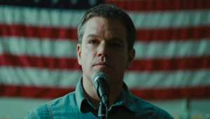 Matt Damon, protagonista e sceneggiatore di Promised Land