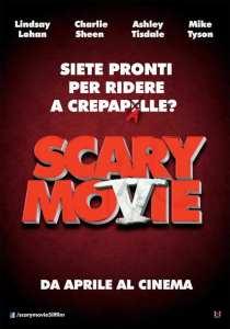 Il teaser poster italiano di Scary Movie 5