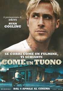 Ryan Gosling nel character poster di Come un tuono