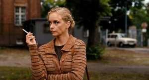 Nina Hoss in La scelta di Barbara