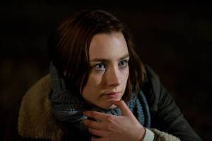 Saoirse Ronan, protagonista di The Host