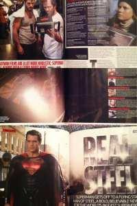 La scansione dell'articolo di Total Film