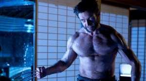 Hugh Jackman in un'immagine dal film di James Mangold