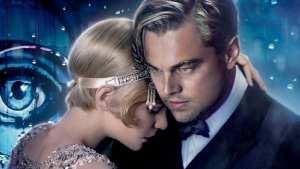 Carey Mulligan e Leonardo Di Caprio in Il grande Gatsby