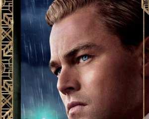 Leonardo Di Caprio, protagonista de Il grande Gatsby