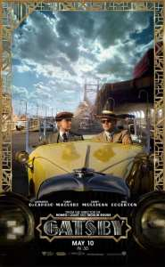 Tobey Maguire e Leonardo Di Caprio nel nuovo poster de Il grande Gatsby