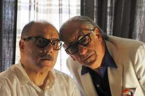 Carlo Verdone e Toni Servillo