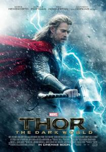 Il teaser poster di Thor: The Dark World
