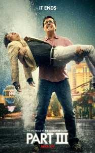 Stu e Mr Chow nel nuovo poster di Una notte da leoni 3