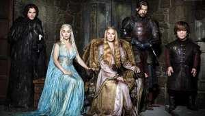I protagonisti de Il Trono di Spade