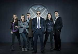 Il cast di Marvel's Agent of S.H.I.E.L.D.