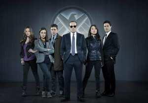 Il cast di Marvel's Agent of S.H.I.E.L.D.